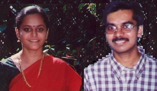 Pramod and Remya